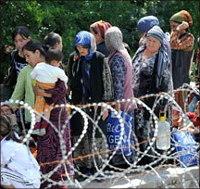 Juin 2010 vu par les militants de Tashkent
