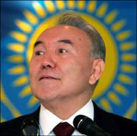 Kazakhstan: Nursultan Nazarbayev to follow the way of German Fuhrer?