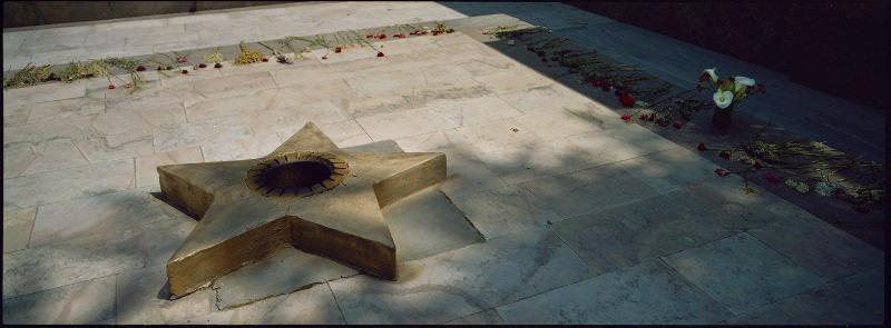 Вечный огонь на Ташсельмаше потух уже давно