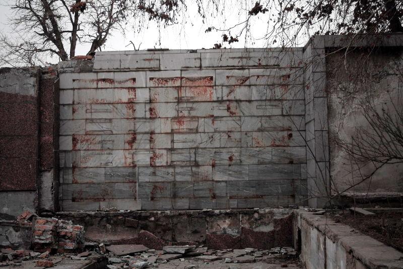 Так выглядит мемориал на Ташсельмаше сегодня