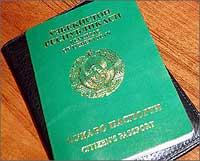Les citoyennes d'Ouzbekistan, pour quitter leur pays doivent s'engager par écrit à ne pas se livrer à la prostitution