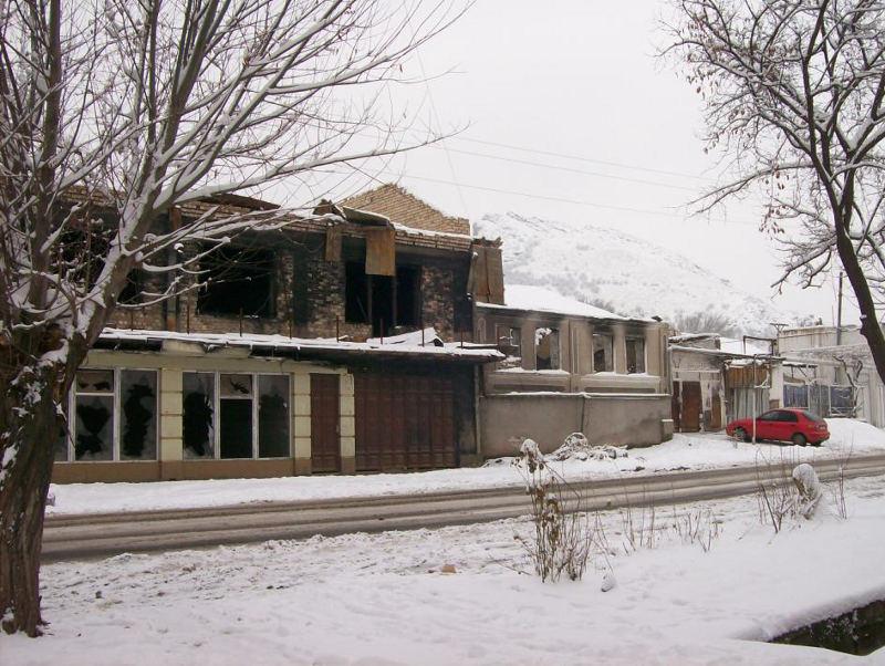 Osh, Navoi Street