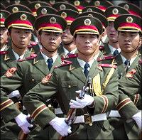 OCS:  l'ombre de la Chine