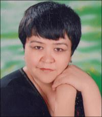 Мутабар Таджибаева