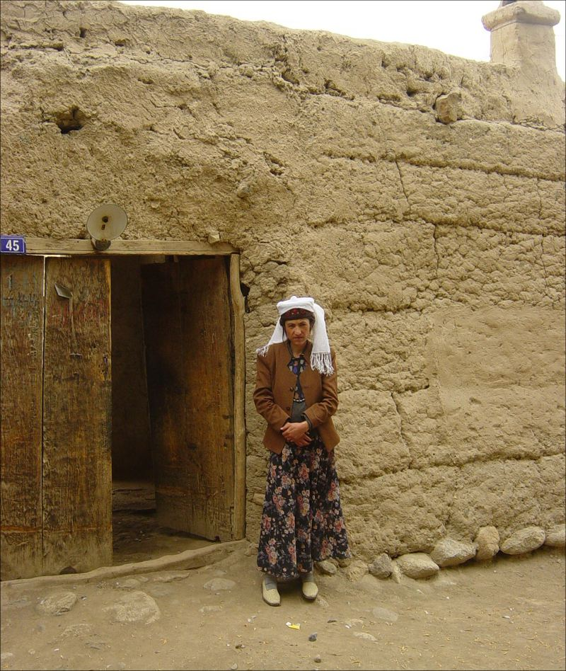 Исмаилиты СУАР, Китай