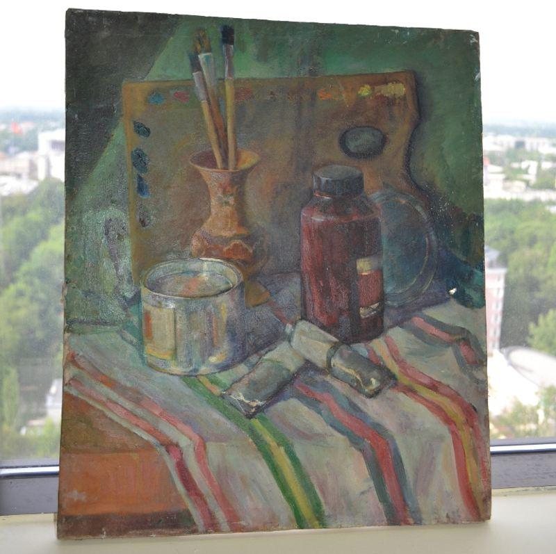 Картины Азимжана Аскарова