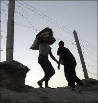В июне 2011 года  пограничники Узбекистана застрелили в Ферганской долине тринадцать человек