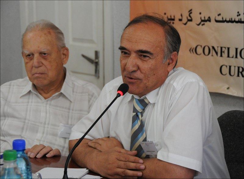 Директор Центра изучения Афганистана и региона Косимшо Искандаров