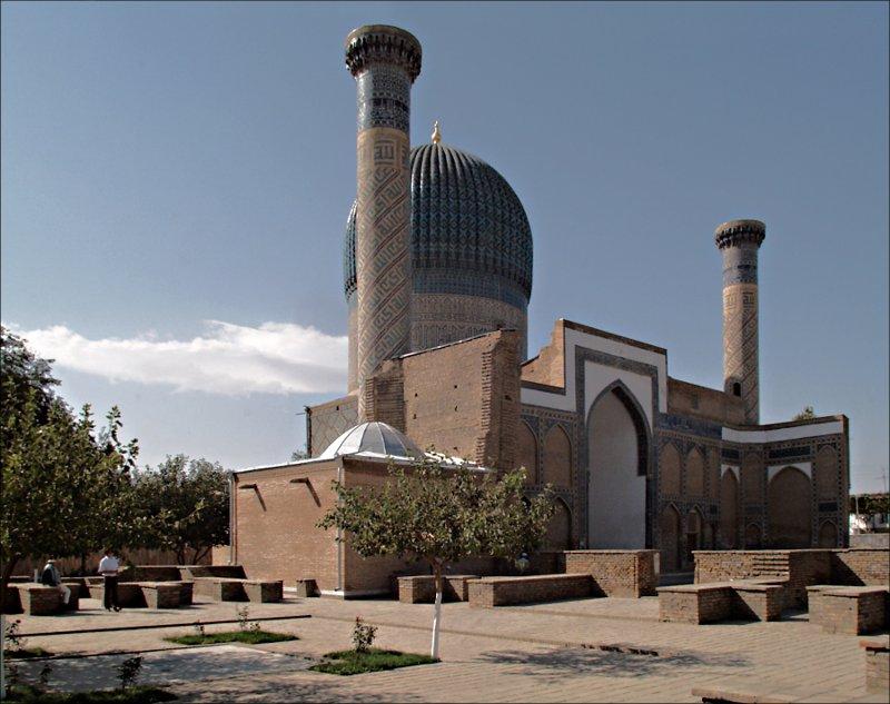Мавзолей Гур-Эмир (Самарканд)