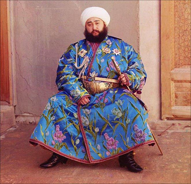 Эмир Сейид Алим-хан