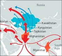 Qui est derrière le narcotrafic kirghize?