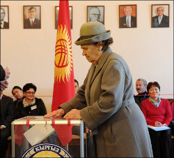 Presidential election in Kyrgyzstan to contribute to regionalism and set the grounds for future opposition