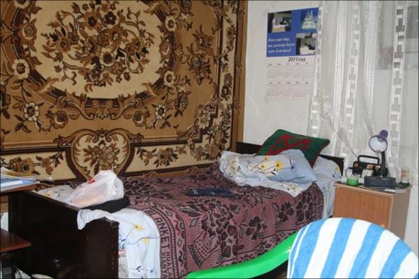 В камере у Ахмата Бакиева