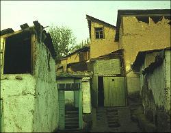 «Глиняные ритмы» Мамута Чурлу (по слайдам 1974-1989 годов)