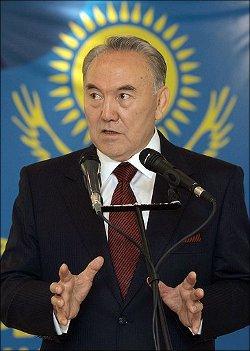 Нурсултан Назарбаев обещает