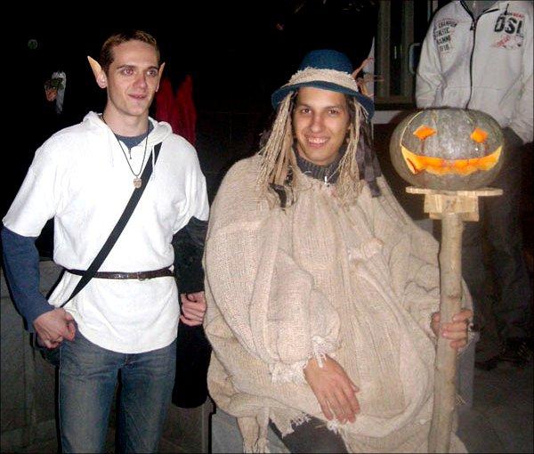 Хэллоуин в Ташкенте