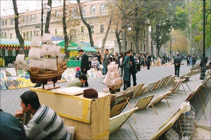 Ташкентский Бродвей