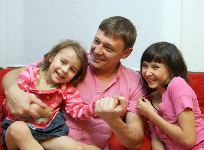 Семья Игоря Винявского