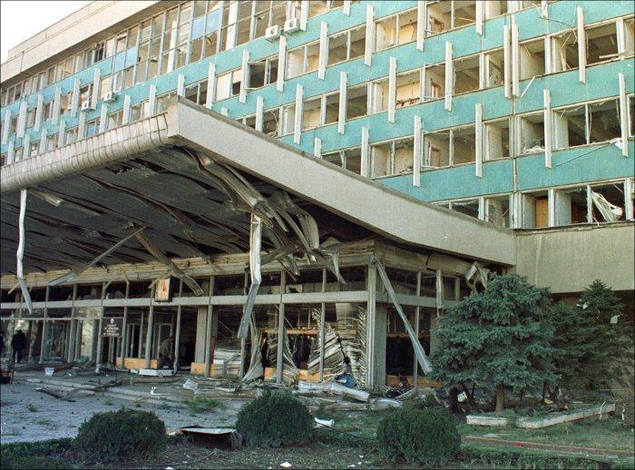 Взрывы 1999 в Ташкенте