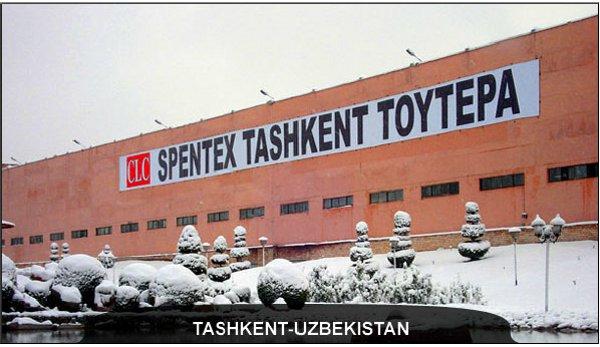 Spentex Toshkent Toytepa