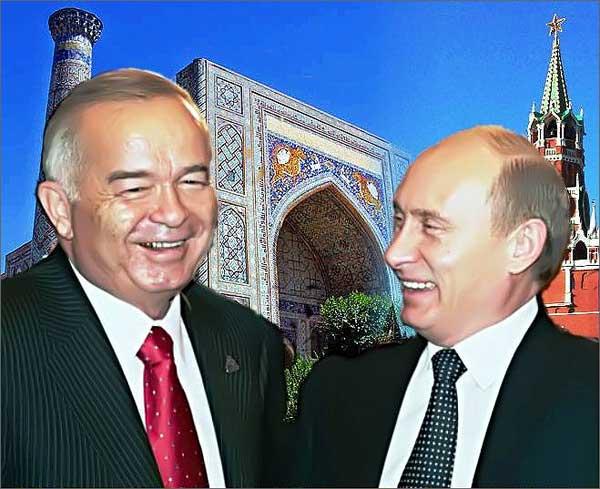 Банде путина наплевать на русских в Узбекистане,главное  для неё -