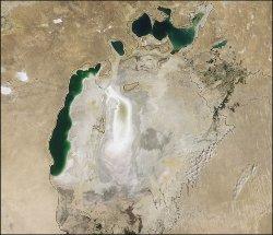 Как помочь странам бассейна Аральского моря?