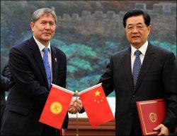 Китайские шахматы: Кыргызстан расставил свои фигуры