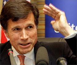Помощник Госсекретаря США Роберт Блейк - о концепции присутствия США в Центральной Азии