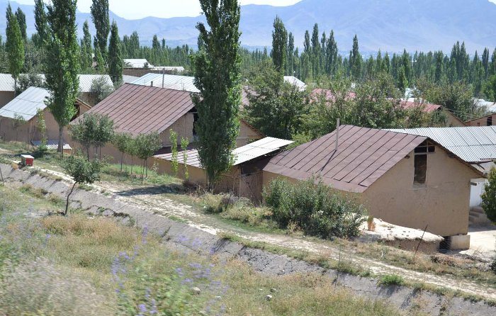 Киргизско-узбекская граница