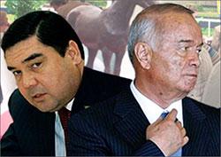 Каримов и Бердымухаммедов: Осенний рандевуй после жаркого лета