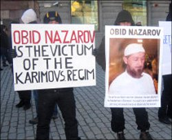 Obidhon Nazarov, imam shot in Sweden, is recovering and Uzbeks leave Stromsund