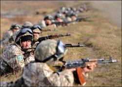 Центральная Азия: Военный баланс