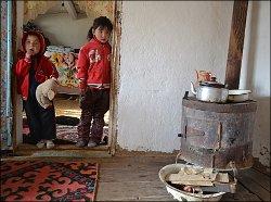 Бедные люди Кыргызстана. Как живут и выживают в Нарынской области (фото)