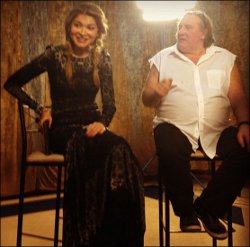 Gulnara Karimova and film: Gerard Depardieu as the latest whim of the Uzbek princess