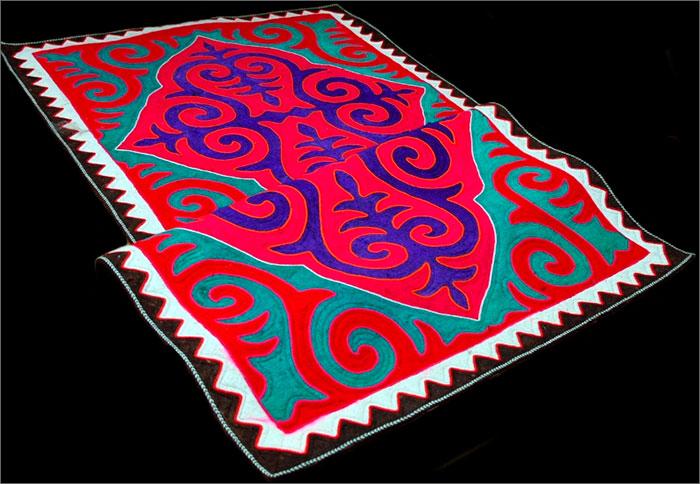 Войлочные ковры