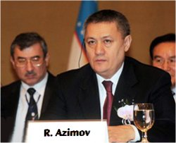 Uzbek government Vice President – Rustam Azimov: successor or scape goat?