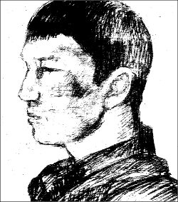Identikit of the killer