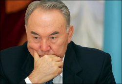 Kazakh president prepping power transition