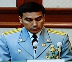 Генпрокурор Туркменистана
