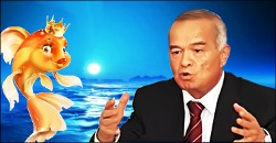 Islam Karimov and the Goldfish