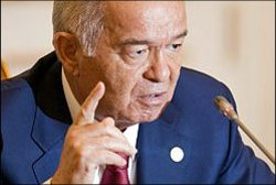 "Uzbek President: ""It is impossible to encircle the Internet with an iron fence or ban it"""