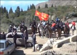 """Negotiations"" lead to scuffle and power usurpation in Kyrgyzstan"
