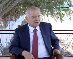 Islam Karimov: Far from reality