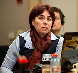 Nadejda Atayeva: Seven-year imprisonment sentence and property confiscation for human rights activism