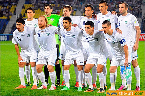 Узбекистан лишился путевки на чемпионат мира по футболу и главного ...