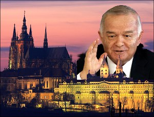Steve Swerdlow: Czech President must cancel Islam Karimov's visit to Prague