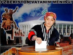Неизвестные кандидаты в президенты Узбекистана: Без шансов, но с верой