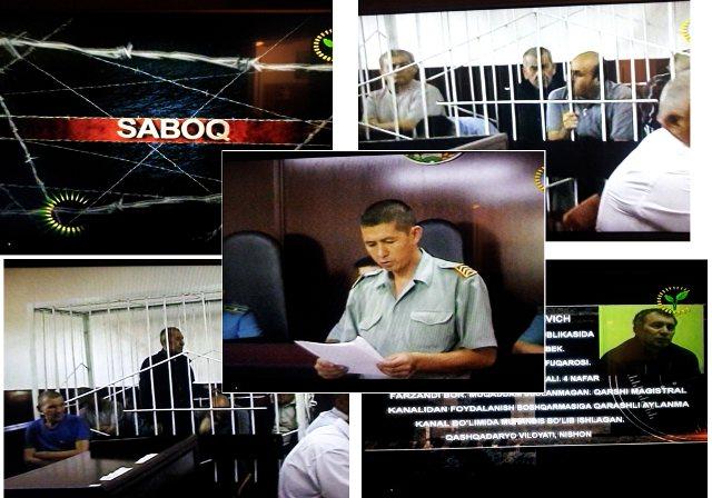 Узбекское телевидение
