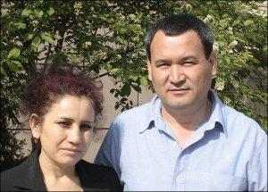 Мохира и Каюм Ортиковы
