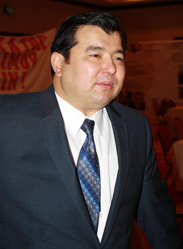 Баходир Чориев